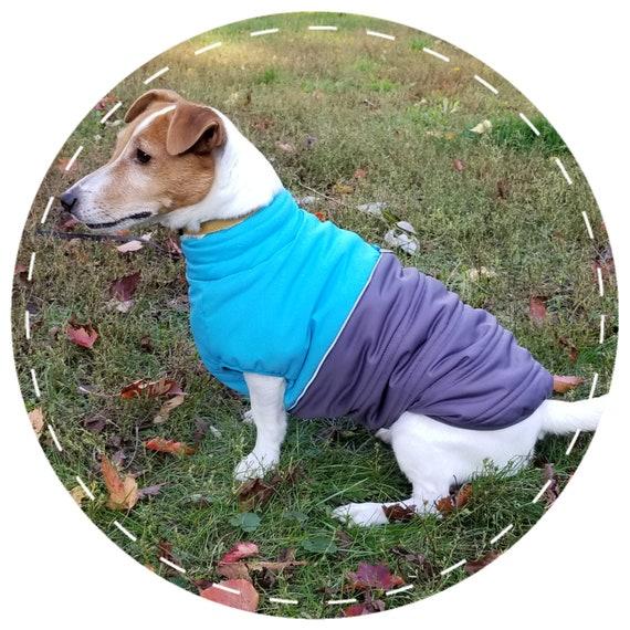 Warmen Hundemantel Maß Winter Hund Mantel mit Reißverschluss | Etsy