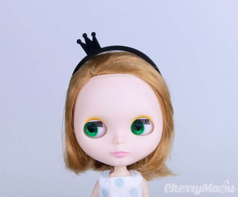 Headband Queen for Lati Yellow Lati White image 0