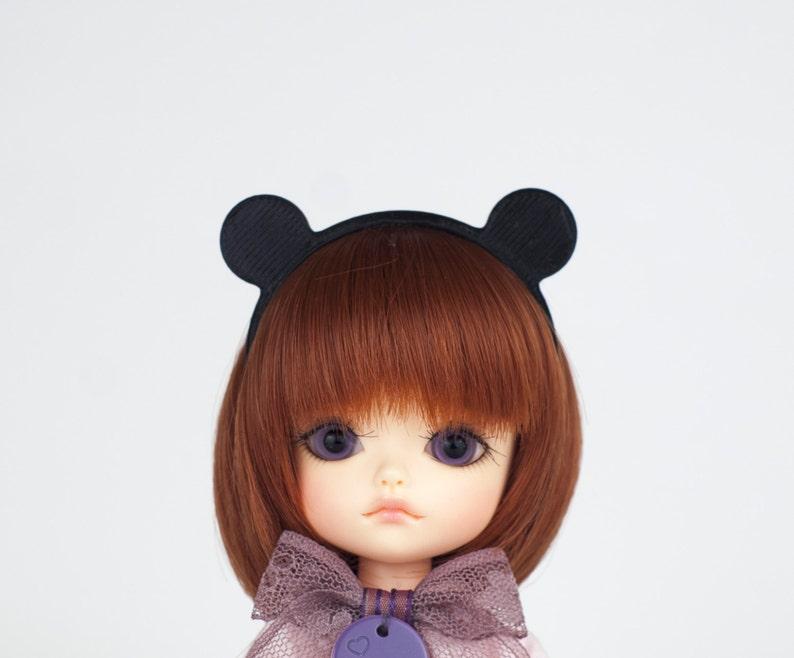 headband Bear for Lati Yellow Lati White Momoko image 1