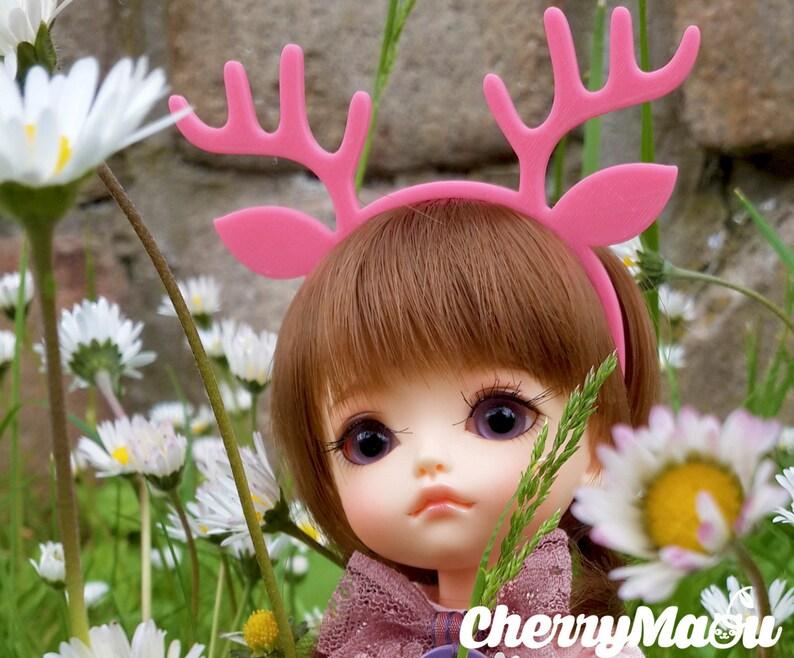 Headband Deer for Lati Yellow Lati White Momoko image 1