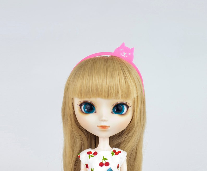 Headband Maou for Lati yellow Lati white Momoko image 0