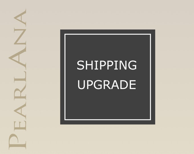 Featured listing image: EXPRESS SHIPPING UPGRADE - options to get your order faster