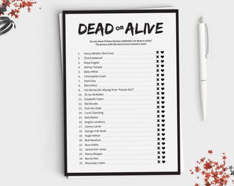 photograph relating to Printable Party Games for Adults referred to as Murderino Online games for Older people 5 Printable Correct Criminal offense Online games Etsy