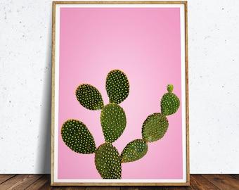 Cactus Art, Cacti Print, Cactus Poster, Cactus Photography, Cactus Wall Art, Cactus Print, Succulent Print, Cactus Decor, Cactus Printable