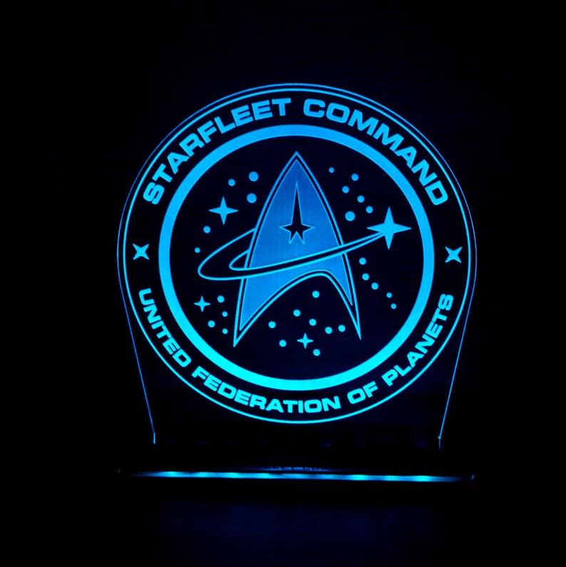 Star Trek Starfleet Command United Federation of Planets logo image 0