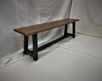 Arrowood Bench / Hardwood Dining Bench / Entry & Foyer Bench