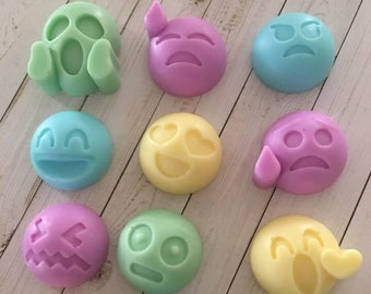 Emoji Soaps ,Fun,Novelty,Party Favors,Birthday,Kids,Teens,Under the Sea,Pants,Guest Soaps