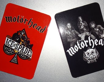 Motorhead_fridge_ magnets  x 2