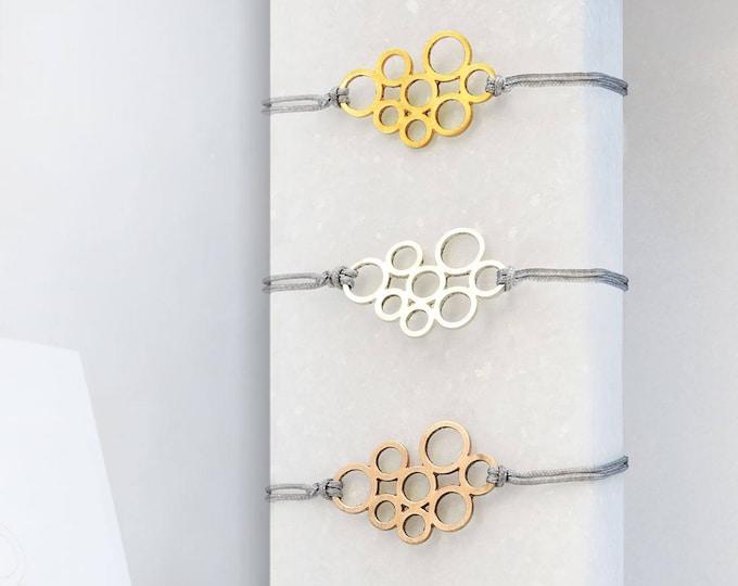 Stafylos Lucky Charm Bracelet in Silver !