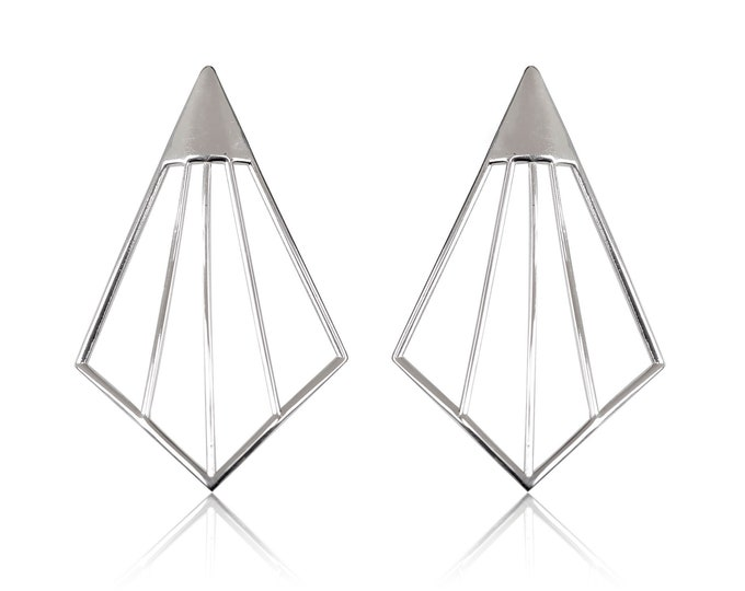 Curvy Chords Earrings