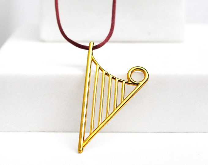 Harp Lucky Charm 2019 Gold-plated!