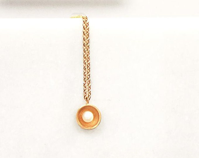 Super Tiny Pearly Necklace
