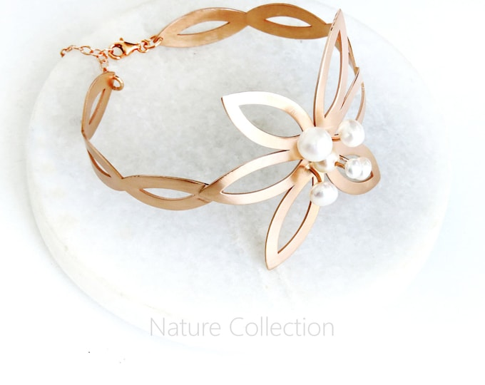 Nature Wedding Bracelet