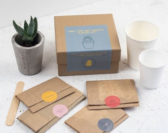 Make Your Own Planter Kit