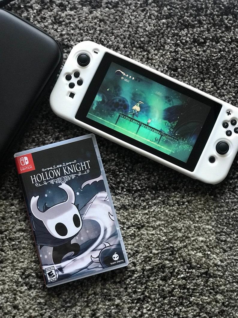 Custom Nintendo Switch Art Cover [DIGITAL DOWNLOAD]- Hollow Knight