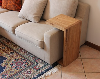 coffee table and solid wood sofa/double function
