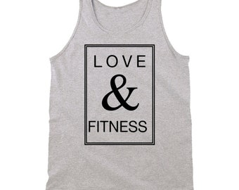 Love And Fitness Tanktop