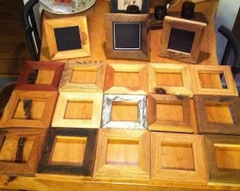 4x4 Square Format Frames