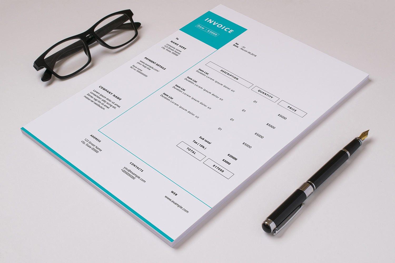 invoice template Business Invoice Multipurpose Invoice