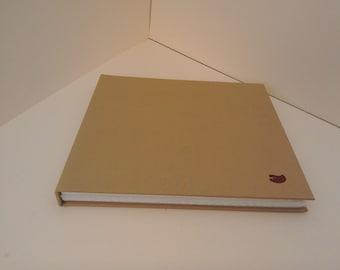 Watercolour book.255 x 285mm