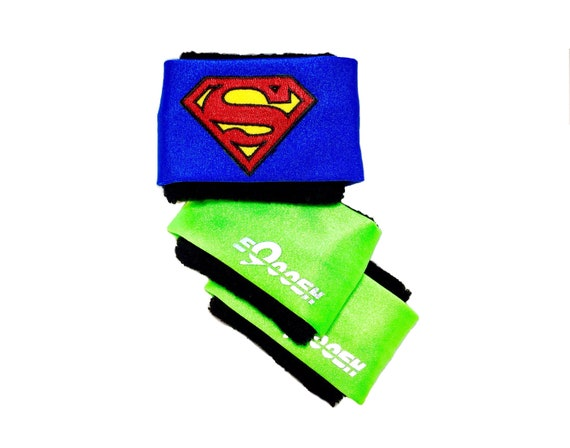 Superman sQoosh • Free When you purchase 2 regularly priced sQoosh sweatbands.