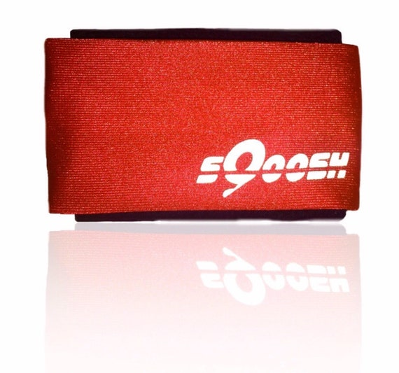 sQoosh - The Runners Sweatband, Choose Color, sweatbands for runners, best sweat band, run, sweat, running band, arm band, runner band