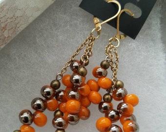 Boho Earrings,Handmade,Dangle earrings,Gift for Her, Mothers day gift,Bollywood ,Chandeliers,drop earrings,tassels,tribal