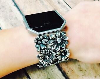 FitBit Blaze Band, FitBit Blaze, Fitbit Bracelet, Blaze Band, Blaze Bracelet, FitBit Bling, Blaze Accessories, Fit Bit Blaze, Gift for her