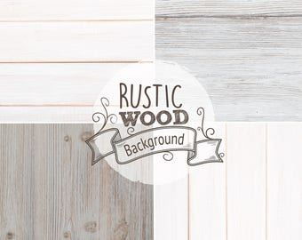 Download Free Wood background Mockup, Half White Wood background, Light Brown Wood Texture, Rustic Wood Mockups, Wood digital papers set of FOUR PSD Template
