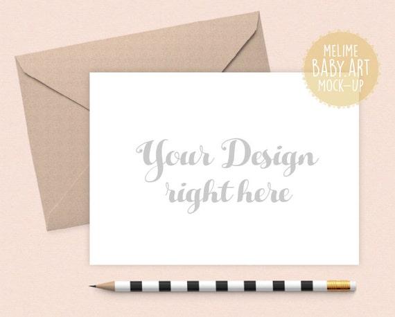 Cards Mockup Styled Photography Mockup Card And Envelope Mockup 5x7 Invitation Mockup A5x7 White