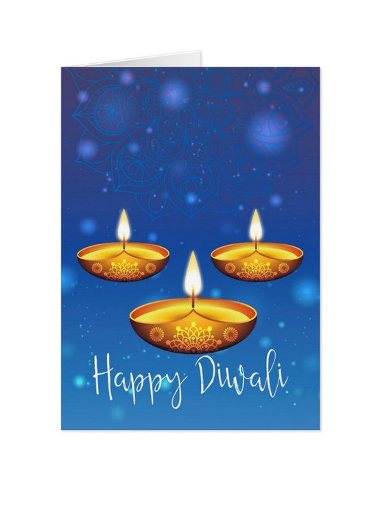 pack of 10 Diwali Holiday Party Supplies Diwali Stickers