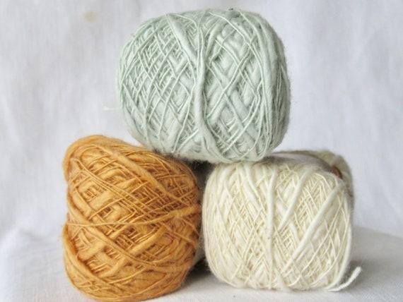 Cotton Slub Yarn Habu Nerimaki Slub Knitting Crochet Etsy