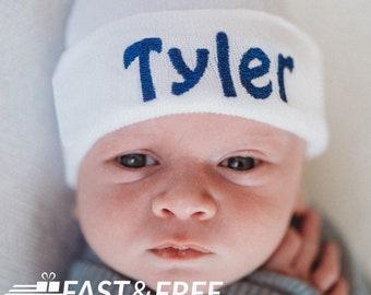 ad7b15f1b8c54 Personalized Newborn Hat
