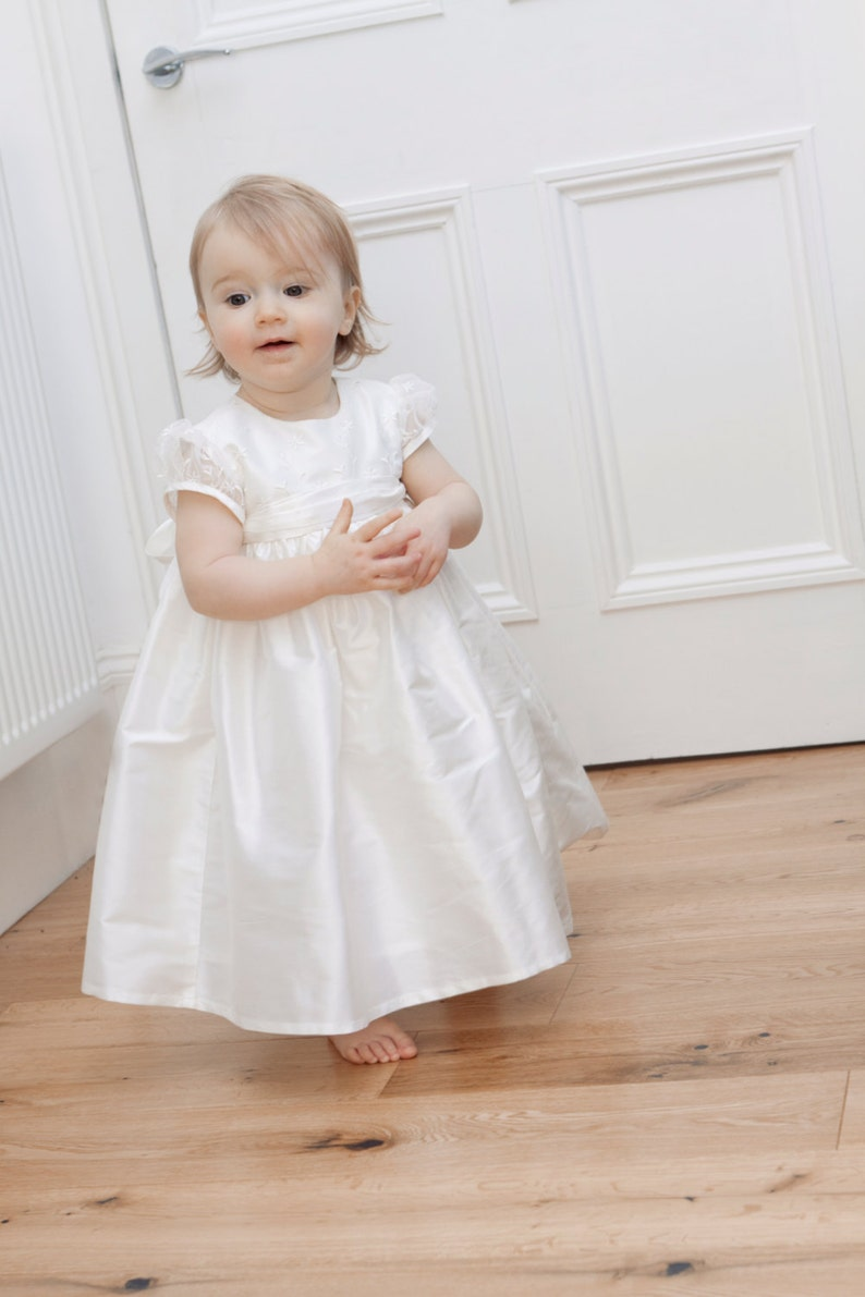 9a946a5af07 Christening Dress 'Ivy' by Adore Baby. Baptism Dress | Etsy