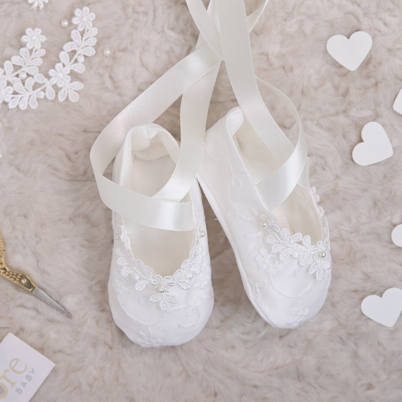 Baby Shoes Baptism Gift Christening