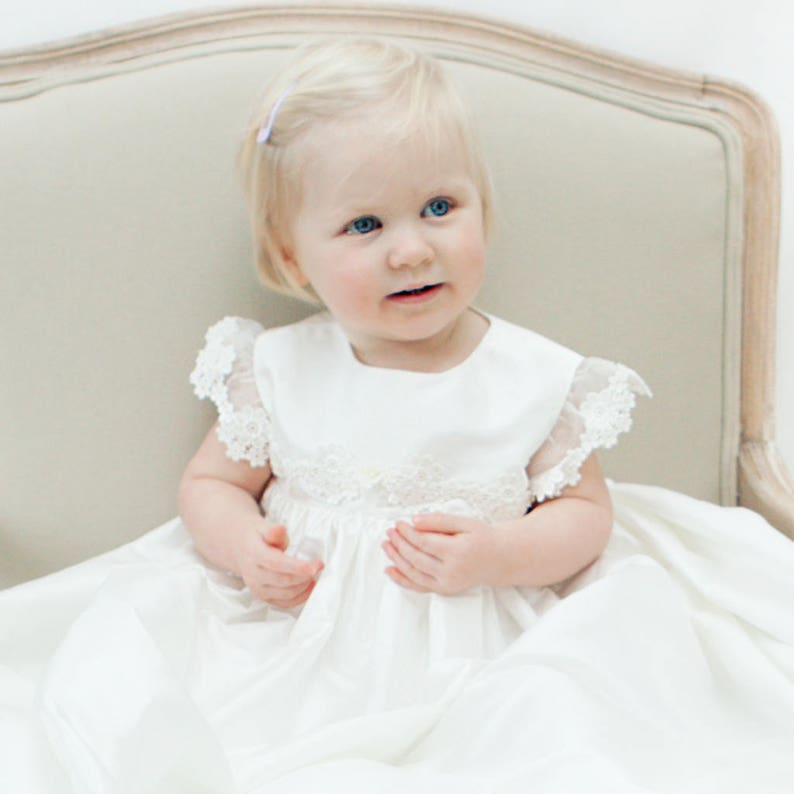 a1fb941addb Christening Dress 'Darcy' by Adore Baby Baptism | Etsy