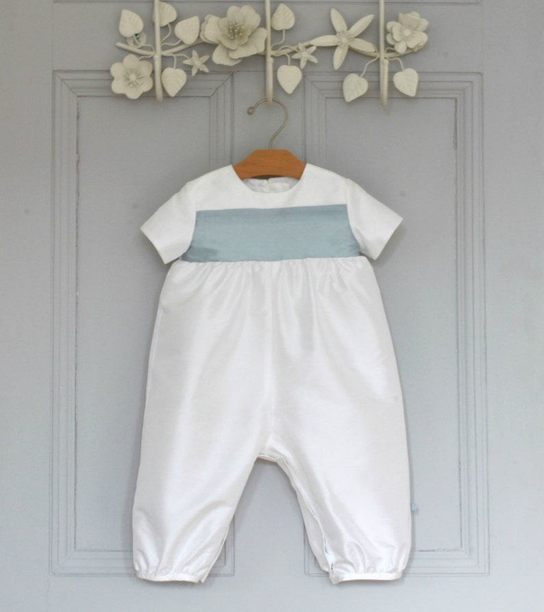 82cfc9c0c Boys Baptism Outfit Christening Outfit Baby Boy | Etsy