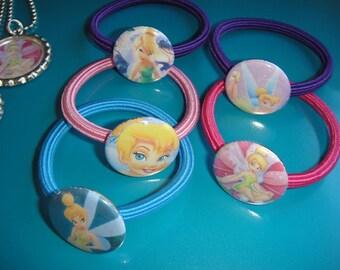 Tinker Bell Bracelets Set of 5