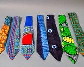 Ankara Necktie