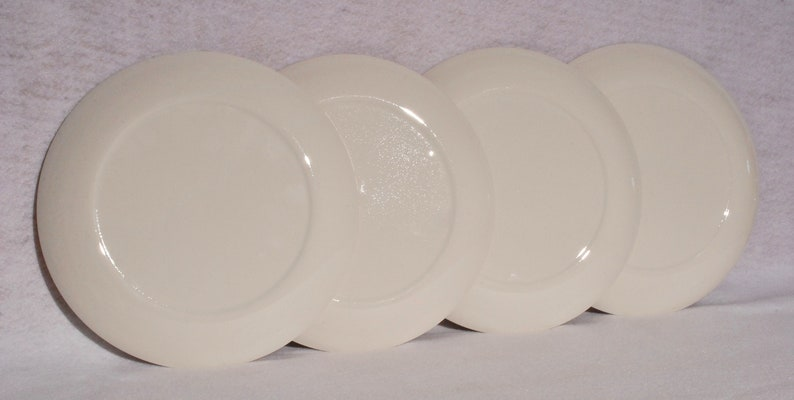Hall China Plates With Gold PharmacistCaduceus Symbol and Trim 1960/'s Promotional Dinnerware.