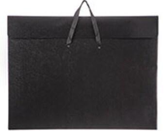 Studio 71 Protege Art Portfolio & Darice Studio 71 Art Tote Bag: Black,