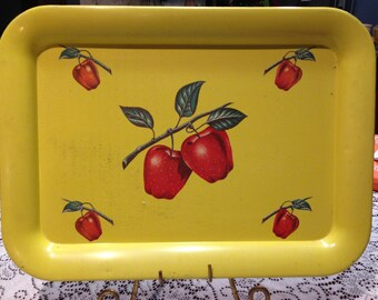 Vintage Apple Tray