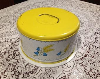 Lockable Cake Carrier