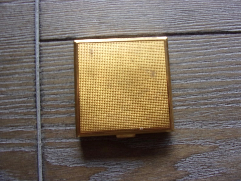 Vintage Evans Mother-of-Pearl Compact