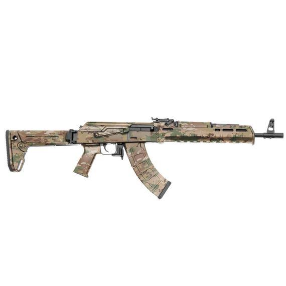 Kit de camouflage en vinyle avec pi/èces pr/éd/écoup/ées pour fusil de chasse GunSkins