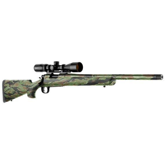Gunskins Rifle Skin Camouflage Gun Wrap Vietnam Tiger