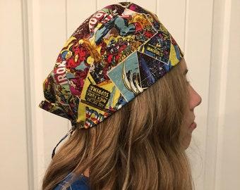 Marvel Scrub Hat