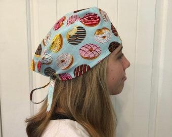 Donut Scrub Hat