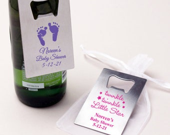 24 pcs Baby Shower Personalized 9 Oz Stemlesss Favors - JM6903895-9OZ