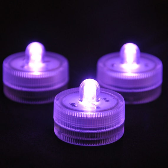 Cute Change To The Battery Remote Discus LED Light Waterproof Candle Light